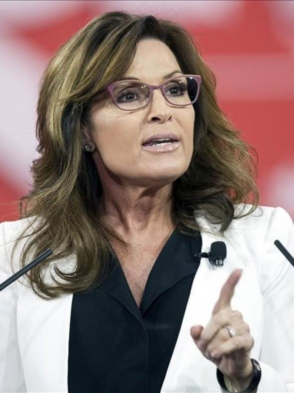 Sarah Palin ser� jueza en un 'reality show'