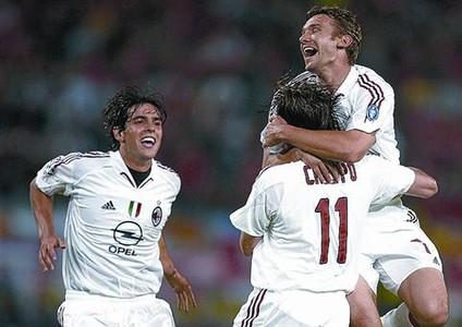 El Milan se une a la sospecha