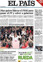 """Susana Díaz copa las portadas con la """"vieja guardia"""" del PSOE"""