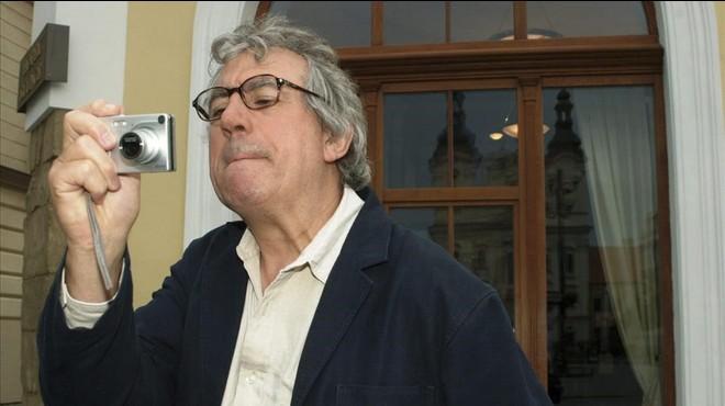 Terry Jones, en la Rep�blica Checa, en el 2004.