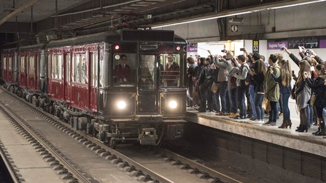 Viaje al Gran Metro de 1924