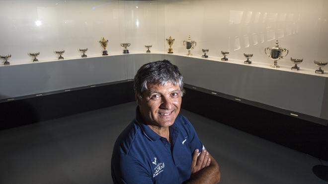 Toni Nadal, entrenador de Rafa, repasa la carrera tenística de su sobrino