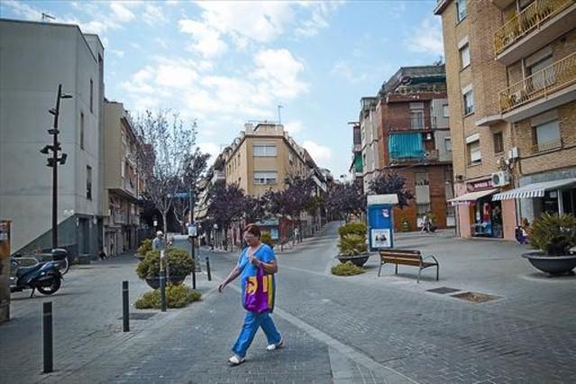 Bcn plagia para sant andreu un plan para un barrio de - Barrio de sant andreu ...
