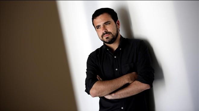 Garzón s'alinea amb l''ànima dura' d'Iglesias: IU serà rupturista i obrera