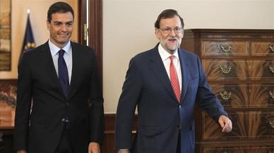 Rajoy descarta exhibir ahora un frente común contra Catalunya