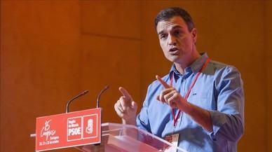"""Sánchez fa pinya amb el PP: """"De discrepàncies sobre integritat territorial, cap"""""""
