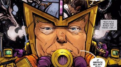 El nou malvat de Marvel és clavadet a Trump