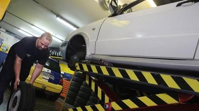 El final del PIVE agreuja l'envelliment del parc automobilístic
