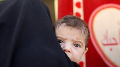 Dos morts i centenars d'intoxicats per menjar en mal estat en un camp de refugiats de l'Iraq