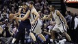 Los Grizzlies caen con claridad ante los Spurs en el debut de la final del Oeste