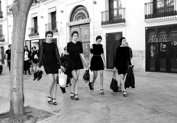 La semana de la moda llega a la ciudad de valencia - Disenadores en valencia ...