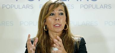 "S�nchez-Camacho se muestra ""orgullosa"" de la querella presentada contra Mas"