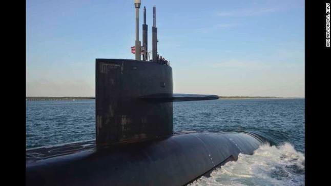 escandalo en la marina:
