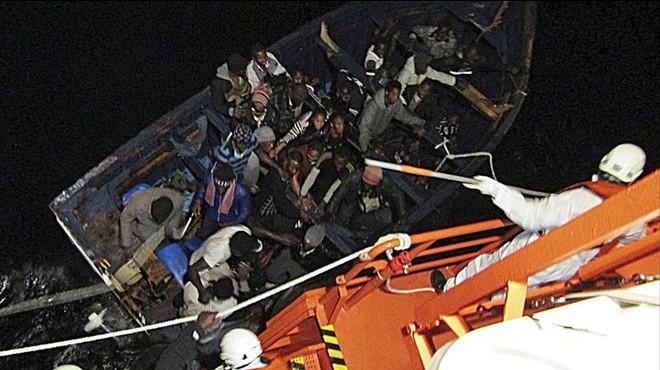 Almenys 388 immigrants van morir a les costes espanyoles en un any