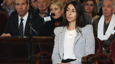 Raquel Gago, condemnada a 12 anys de presó per complicitat en l'assassinat d'Isabel Carrasco