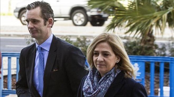 El fiscal Horrach valora solicitar el ingreso inmediato en prision para Urdangarín y Torres.
