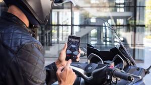 Las motos conectadas ya son una realidad.