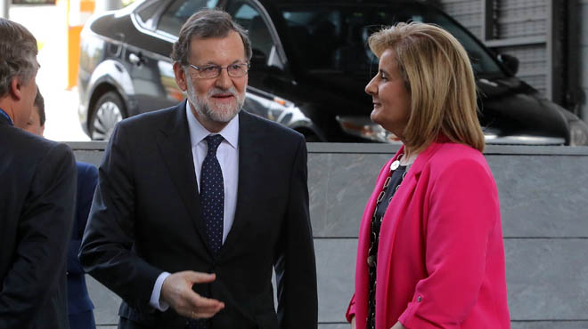 Rajoy afronta con absoluta normalidad su declaración: Es mi obligación e iré encantado