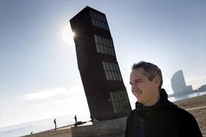 Jordi Maestro, director del Hotel Sofía, y la sensación de vivir el finde en la Barceloneta