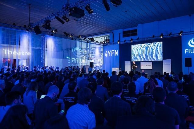 El 4YFN re�ne en Barcelona los mejores emprendedores y 'start-ups'
