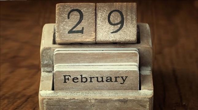 Nascuts el 29 de febrer