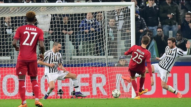 Guardiola obté un amarg empat contra el Juventus