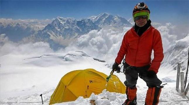 """Ha sido imposible rescatar a Juanjo. Una rotura a esta altitud es mortal"", afirma un compañero de Garra"