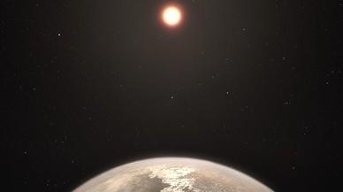 Descoberta una 'Terra' a tan sols 11 anys llum que potencialment podria albergar vida
