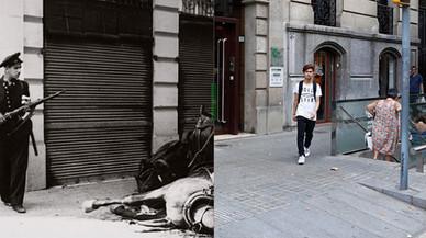 Així era la Barcelona del juliol del 36 i així és la Barcelona d'avui