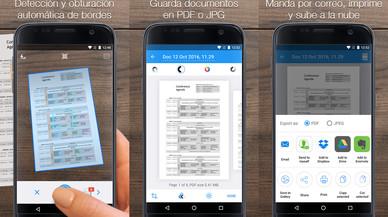 Las mejores aplicaciones de la semana: iScanner y Homescapes