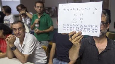 Los vigilantes de Eulen se lanzan a la huelga total en El Prat