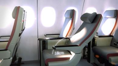 Iberia amplia l'espai entre seients en una nova classe turista