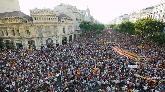 Catalunya crida Prou!