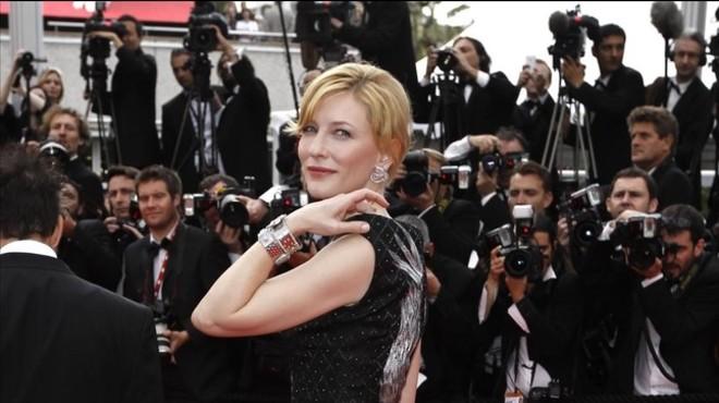 Cate Blanchettnominada a mejor actriz, en el Festival de Cannes