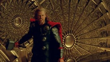 Thor, sin efectos especiales