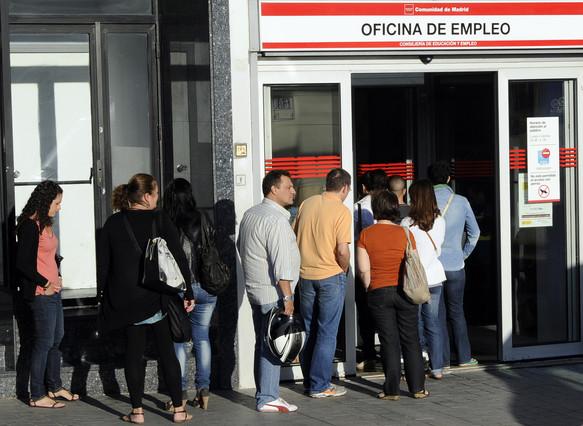 El paro registrado crece en septiembre despu s de seis for Oficina de empleo madrid