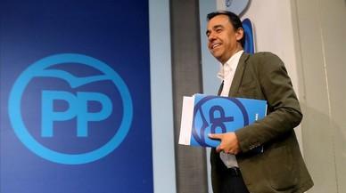 El PP afirma que C's quiere limitar mandatos porque tiene miedo a Rajoy como candidato