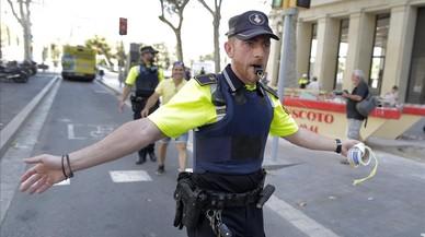 Los Mossos rodean un bar donde los terroristas retienen a rehenes