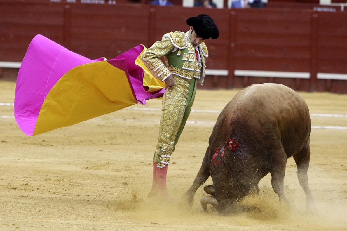Triunfal retorno de José Tomás a los ruedos españoles