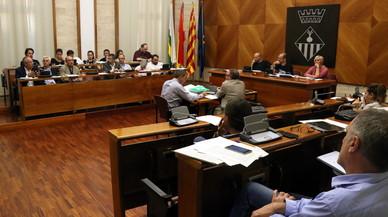 Sabadell aprova una moció en suport a la declaració d'independència