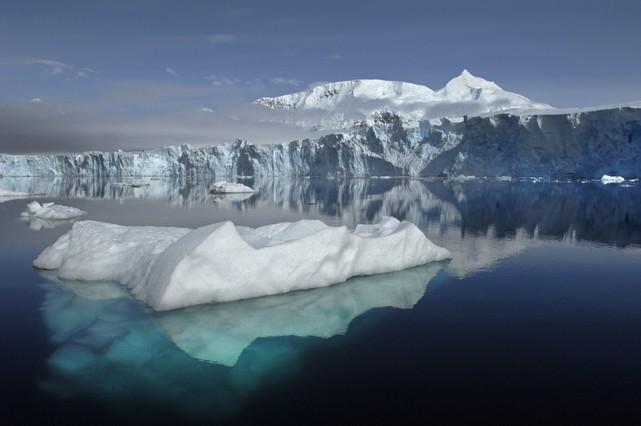La Antártida también contribuye al aumento del nivel del mar