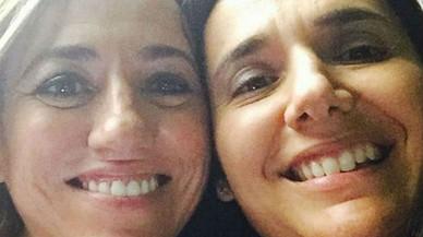 """El comiat de la germana petita de Carme Chacón: """"La meva germana estava en el seu millor moment"""""""