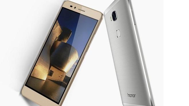 El Huawei Honor 5X.