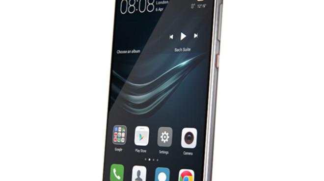 El Huawei P9 Plus.