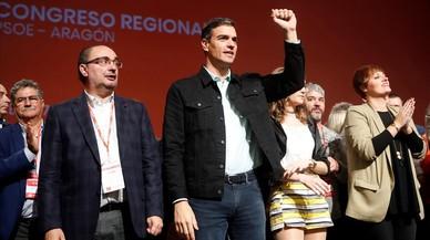 """Sánchez: """"Amb un govern socialista mai s'hauria arribat a aquesta situació a Catalunya"""""""