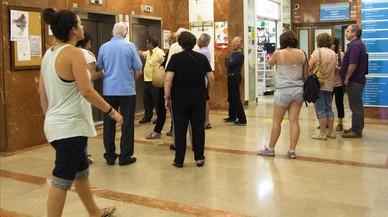 """Els metges catalans avisen que l'atenció primària està en situació """"crítica"""" i """"insuportable"""""""