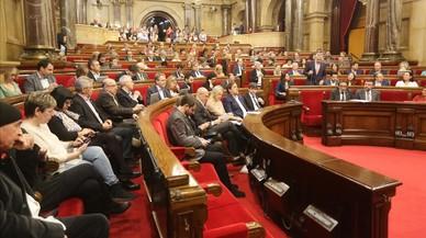 JxSí i la CUP no fan cas al 'TC català' i aproven els pressupostos amb la partida del referèndum