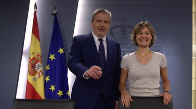 """El Govern respon a Puigdemont que usarà """"la força de l'Estat de dret"""" per impedir el referèndum"""