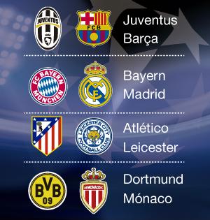 La Juve de Dani Alves será el rival del Barça
