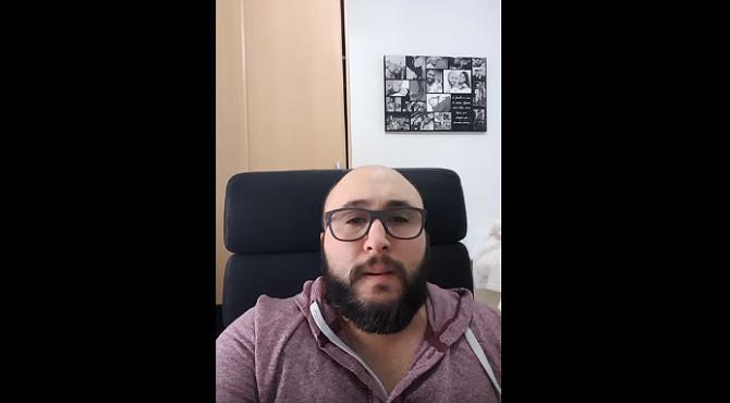 V�deo de presentaci�n del reci�n estrenado canal de Youtube de Kiko Rivera.